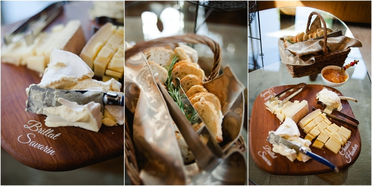 event decor, appetizers, wine and cheese, cheese and bread, 60th birthday party, social event, event planning colorado, stylish birthday party